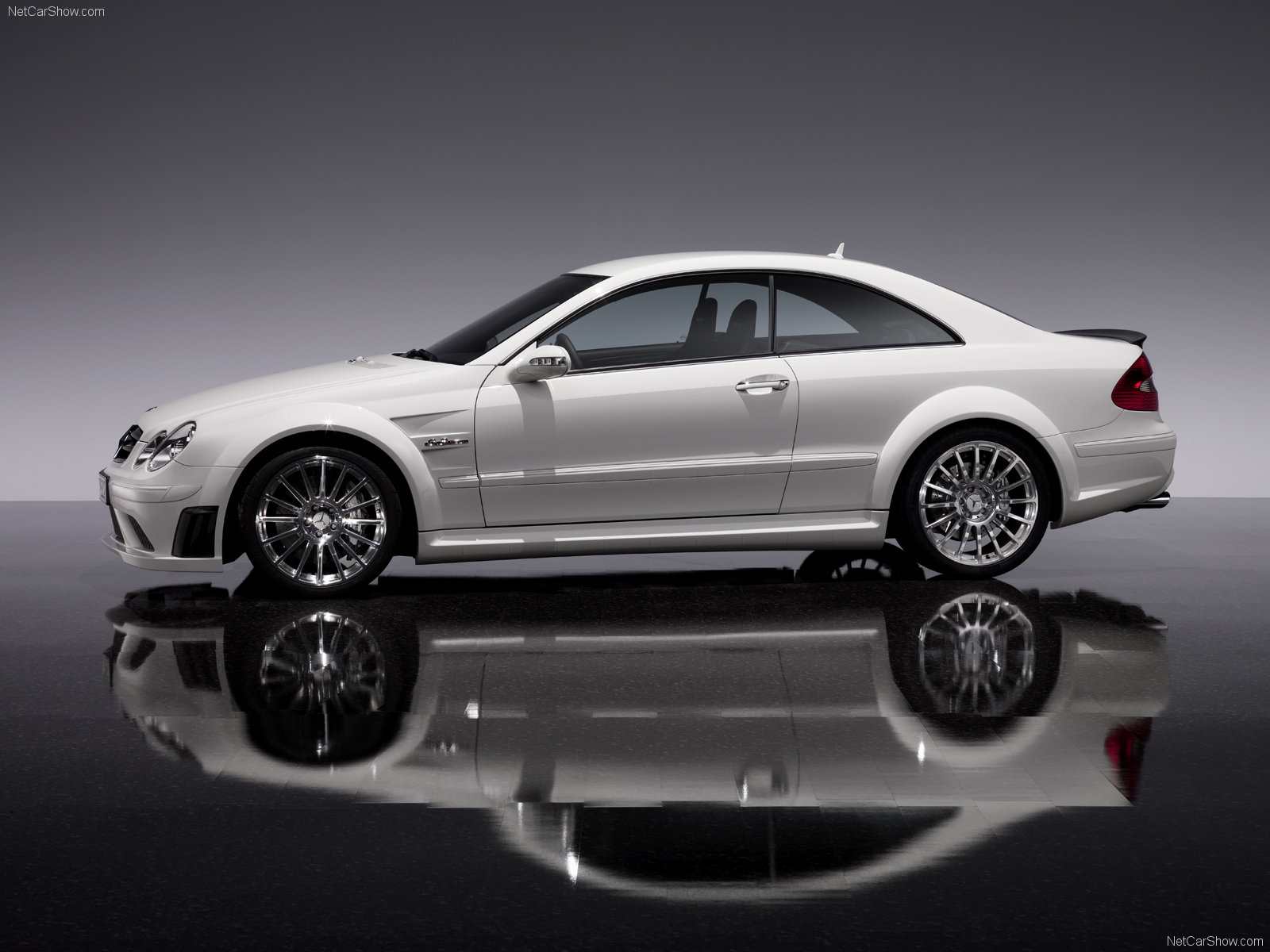 Mercedes CLK63 AMG The Black Series Has Never Looked Better Moto